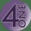 4ONE_Logo